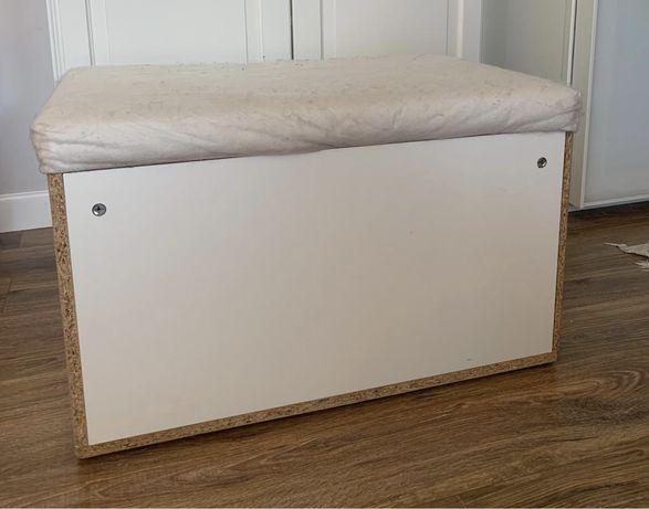 Pufa # Pojemnik # IKEA FJARA