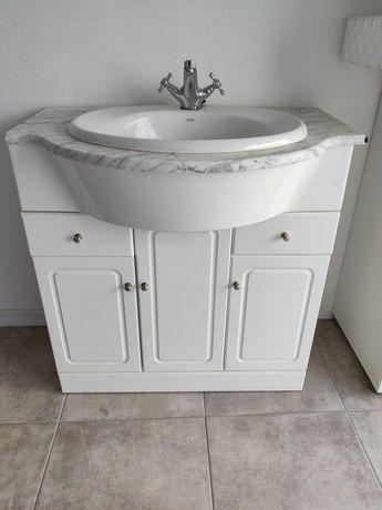 Vendo móvel WC com lavatório