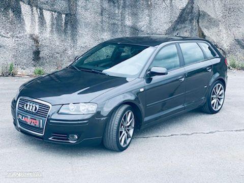 Audi A3 Sportback 1.9 TDi S-line