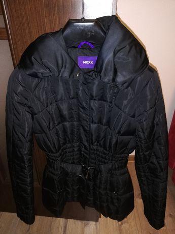 Sprzedam kurtkę zimową firmy MEXX, kolor czarny, r. 34