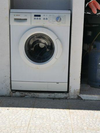 Maquina de lavar roupa bosch