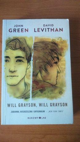 Sprzedam książkę Will Grayson, Will Grayson David Levithan,John Green