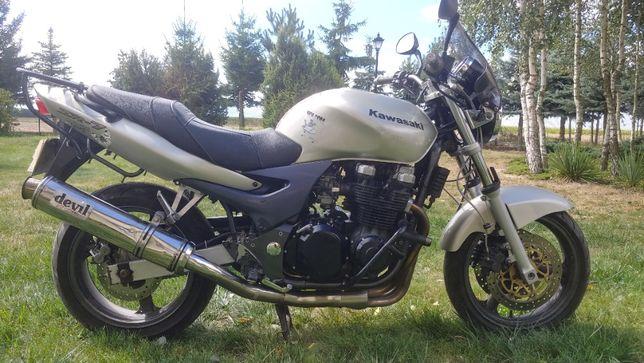 Kawasaki zr7 z750 motocykl szosowo/turystyczny