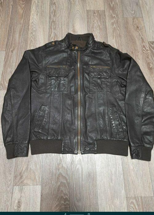 Куртка натуральная кожа Бердичев - изображение 1