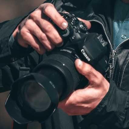 Fotografia Documental - Famílias e Eventos