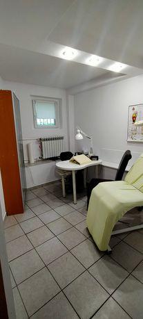 Pomieszczenie dla kosmetyczki