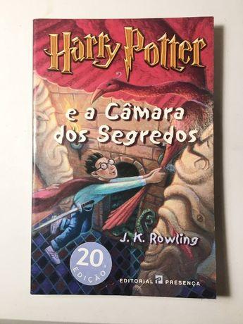 Harry Potter e a Câmara dos Segredos, JK Rowling