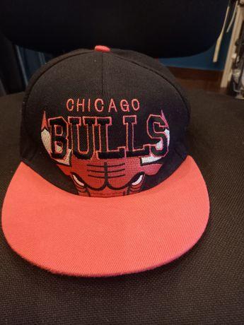NBA Chicago Bulls czapka z daszkiem
