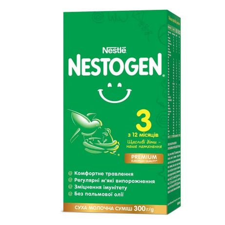 Продам смесь Nestogen 3