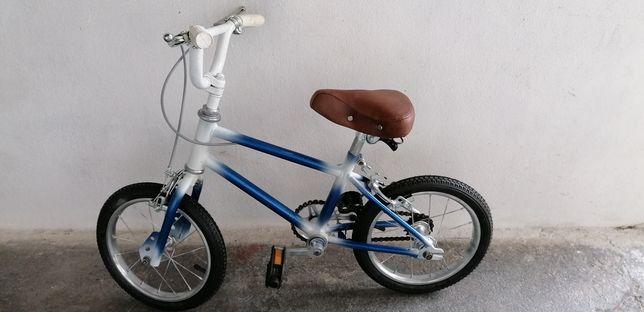 Bicicleta BMX criança