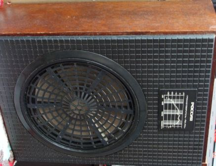 Колонки от электрофона Россия 325 стерео. Сделано в СССР