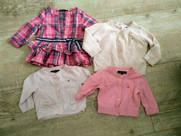 Paczka dla dziewczynki 0-3 miesiąca Hilfiger, Dolce Gabbana