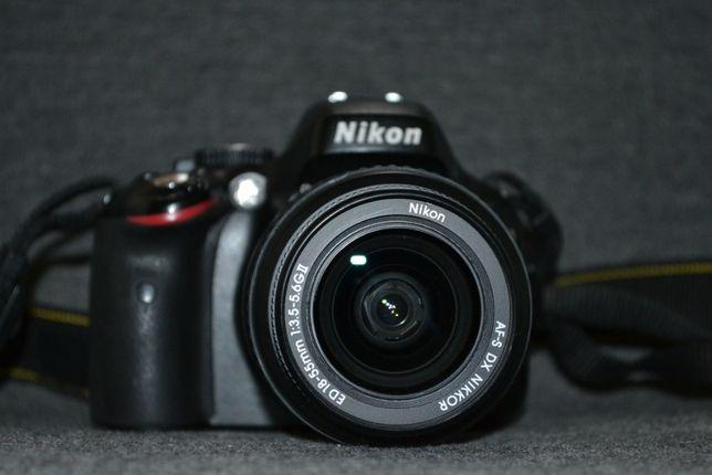 Зеркальный фотоапарат Nikon D5100