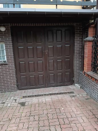 Drzwi garażowe brama wrota garaż