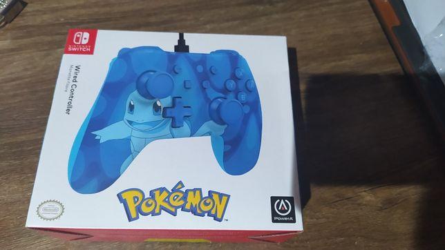Nintendo switch nowy kontroler Pokemon