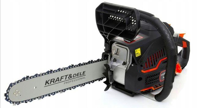 Piła spalinowa łańcuchowa pilarka KRAFT&DELLE  KD5000