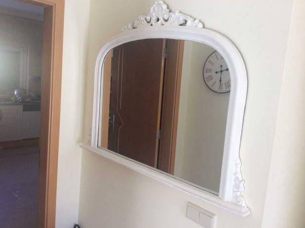 Espelho ornamentado - Grande