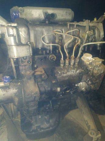 Двигатель от Мерседеса
