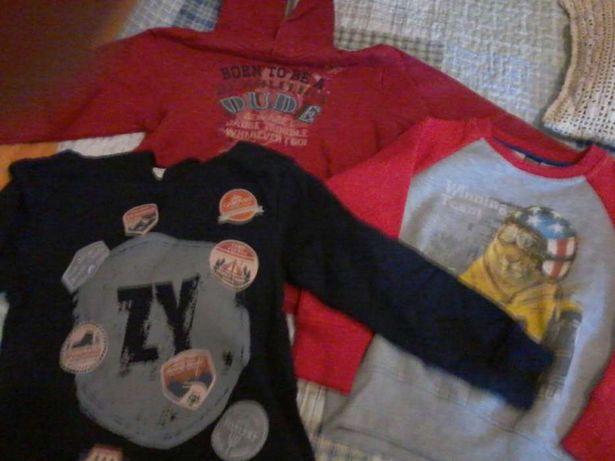 4 camisolas 6 anos