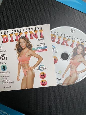 Płyta Ewa Chodakowska, Bikini