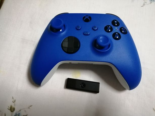 Comando Xbox one series X azul