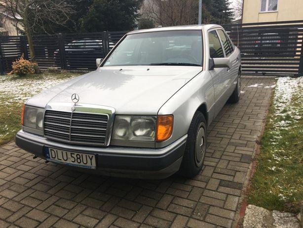 Mercedes-Benz W 124 2.0 diesel stan bdb 12 lat jeden właściciel !!!