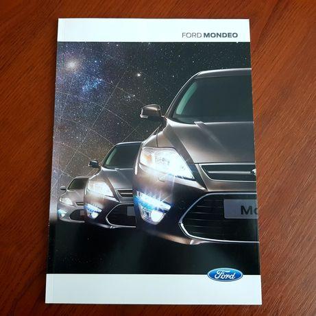 Каталог Ford Mondeo