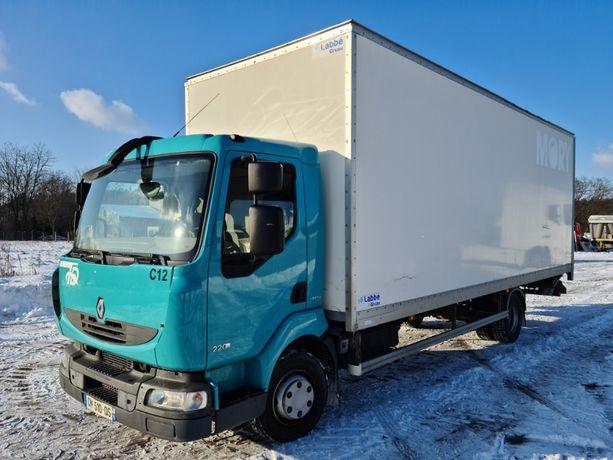 Renault Midlum 220 dxi 2012 rok / furgon /173000km euro 5