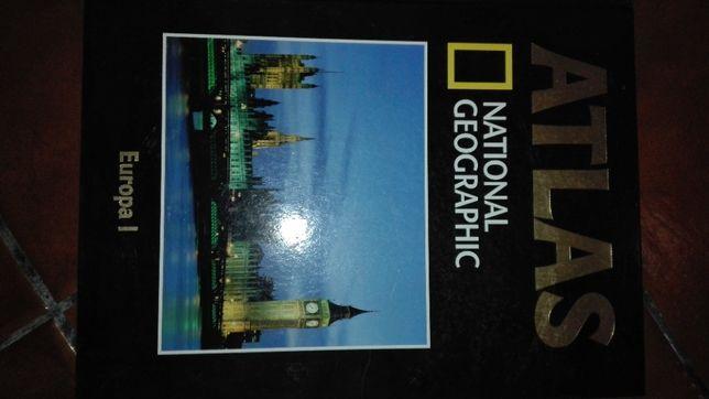 Livro Atlas europa