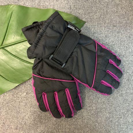 Перчатки лыжные детские Crivit р.6-8лет бу