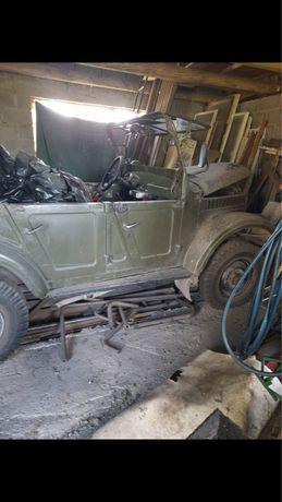 Продам машину ГАЗ 69А
