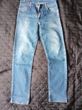 Spodnie- jeansy  levis 521 W32L34