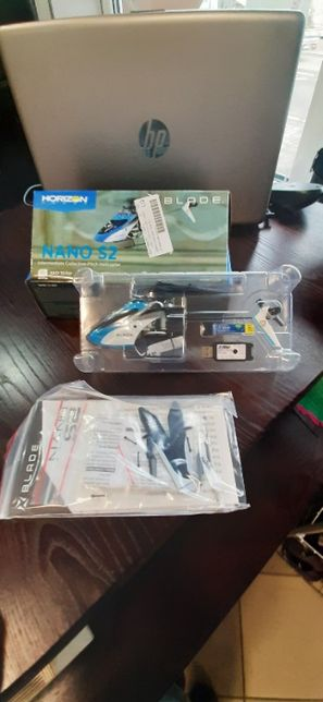 Helikopter RC Blade Nano S2 BLH1380, 200 mm, 32 g, BNF