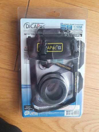 Wodoodporny pokrowiec na aparat DICAPAC