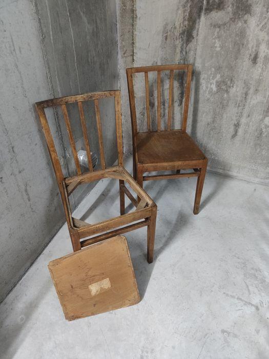 Dwa krzesła do renowacji Warszawa - image 1