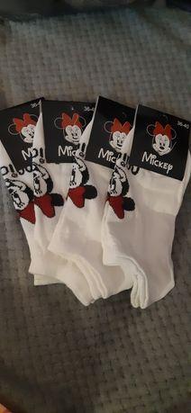 Nowe skarpetki z Myszką Miki