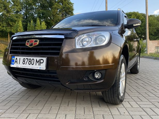 Geely emgrang x7