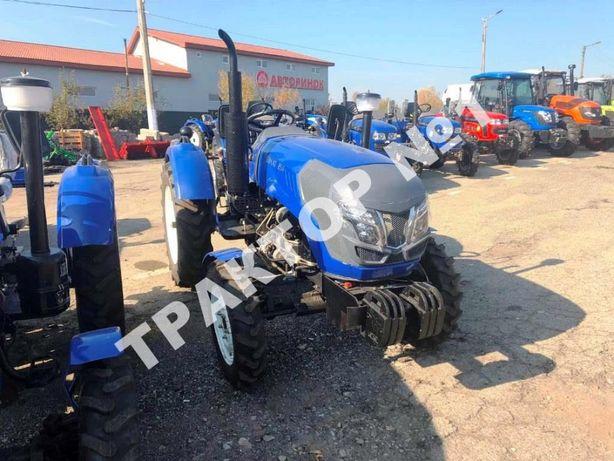 Акція на новий мінітрактор 24 к.с. Булат 254 xingtai трактор Сінтай