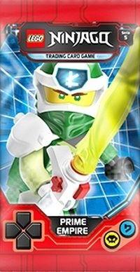 Lego Ninjago seria 5 karty 250 szt! 50 saszetek
