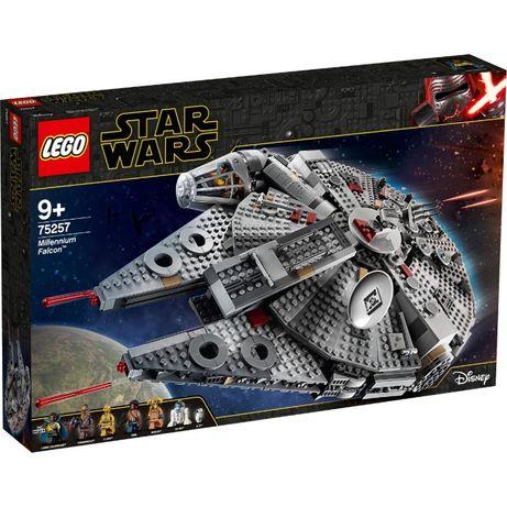 Lego Star Wars 75257 - Millennium Falcon - NOVO