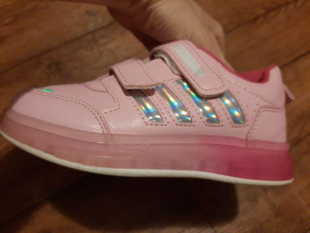 Кроссовки (красовки,кросовки,кросівки) для девочки 29 р. (18 см)