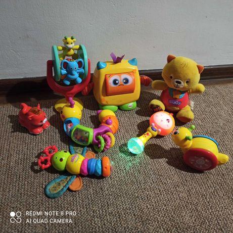 Розвиваючі музикальні іграшки одним лотом