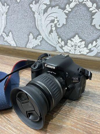 Фотоаппарат Canon 600D 18-55kit