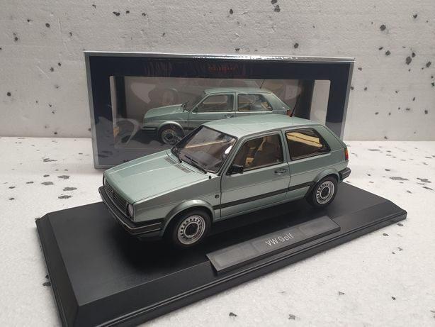 VW volkswagen Golf II CL 1/18 norev kyosho minichamps Otto mobile rc