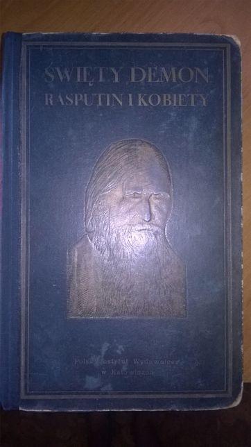 Święty demon Rasputin i kobiety 1932 r.