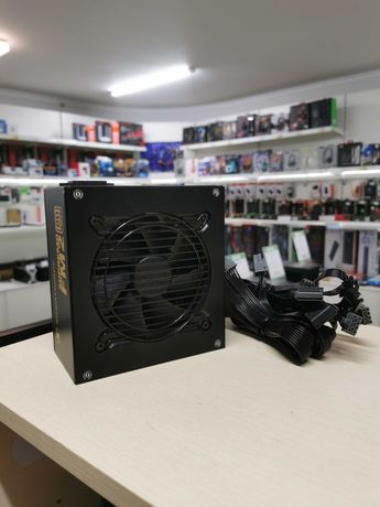 Блок питания модульный SilentiumPC Supremo FM2 Gold 750W / Гарантия!
