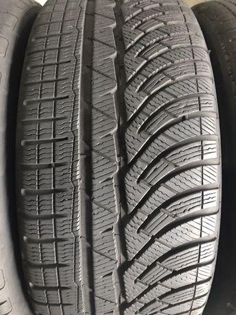 255/35/19+225/40/19 R19 Michelin Pilot Alpin PA4 4шт зима