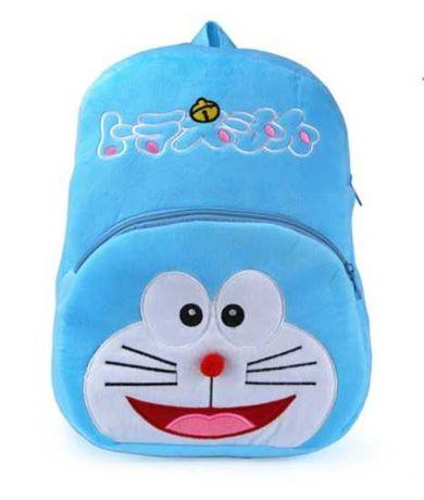 Детский плюшевый рюкзак Doraemon кот