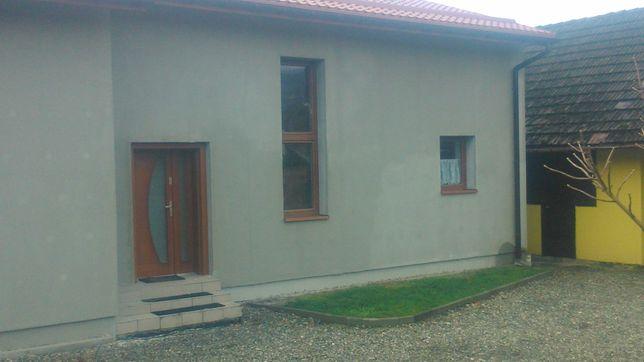 Drzwi prawe drewniane z regulowaną ościeżnicą 112 / 196 cm