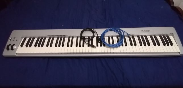 M audio keystation 88 es